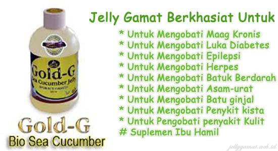 Agen Jelly Gamat Gold G Karawang